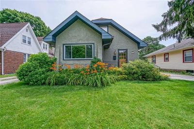 Irvington Single Family Home For Sale: 729 North Bolton Avenue