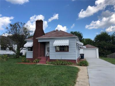 Beech Grove Single Family Home For Sale: 159 North 13th Avenue