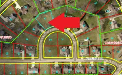 Delaware County Residential Lots & Land For Sale: Lot 47 West Katriene Drive