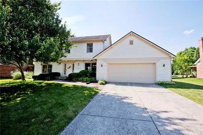 Noblesville Single Family Home For Sale: 952 Dorchester Dr