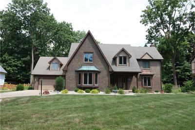 Greenwood Single Family Home For Sale: 565 South Ashbourne Lane