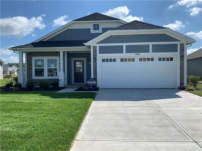 Noblesville Single Family Home For Sale: 15686 Wescott Drive