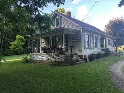 Henry County Single Family Home For Sale: 6136 North Prairie Road
