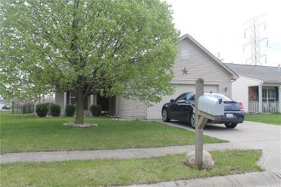 Arcadia, Carmel, Fishers, Fortville, Indianapolis, Noblesville, Sheridan, Zionsville, Lawrence, Marion Single Family Home For Sale: 3115 Salamonie Drive