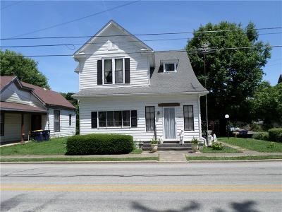 Henry County Single Family Home For Sale: 202 North 1st Street
