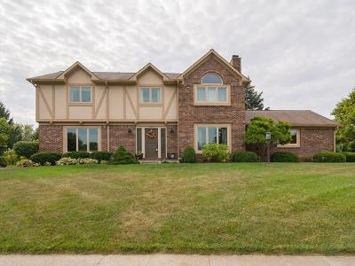 Noblesville Single Family Home For Sale: 145 Stony Creek Overlook