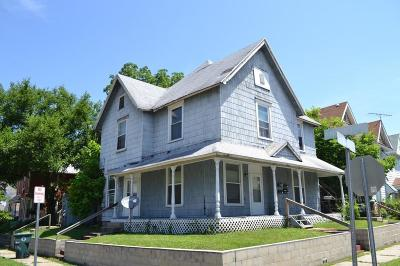 Delaware County Single Family Home For Sale: 720 West Howard Street #A-D