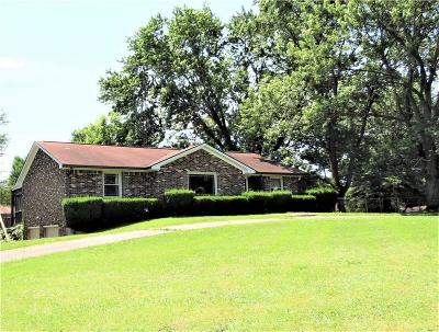 Martinsville Single Family Home For Sale: 2055 State Road 44