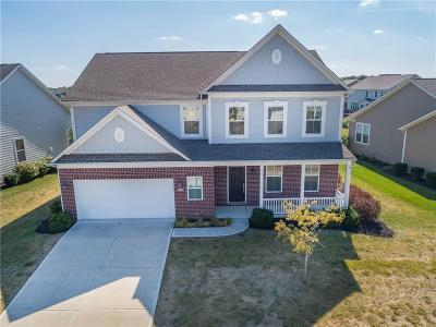 Noblesville Single Family Home For Sale: 6181 Bayard Drive