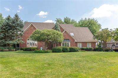 Carmel Single Family Home For Sale: 3217 Driftwood Court
