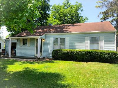 Delaware County Single Family Home For Sale: 2703 South Tacoma Avenue