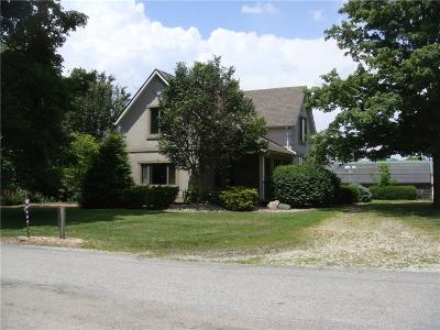 Decatur County Single Family Home For Sale: 6826 East 640 North