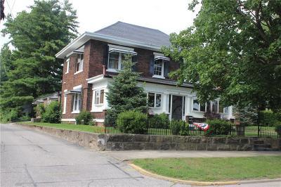 Martinsville Single Family Home For Sale: 60 East Harrison Street
