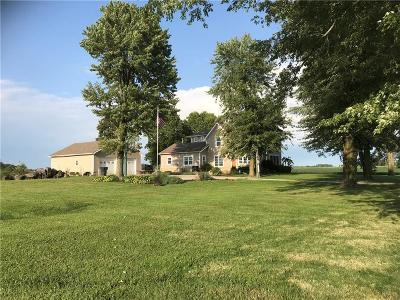 Madison County Single Family Home For Sale: 1702 West State Road 128