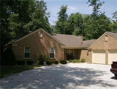 Madison County Single Family Home For Sale: 2576 West 1650 N