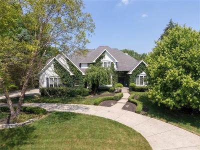 Carmel Single Family Home For Auction: 12764 Norfolk Lane