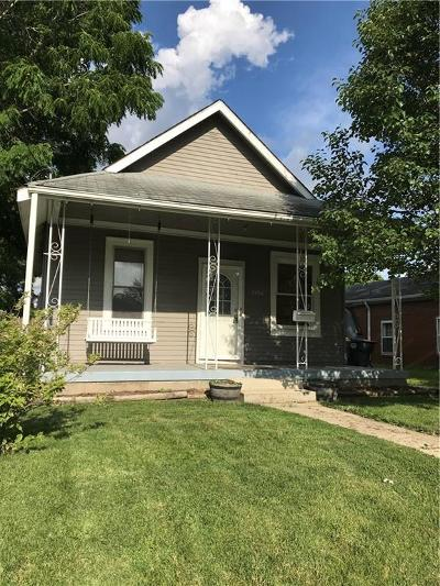 Anderson Single Family Home For Auction: 2406 Lafayette Street