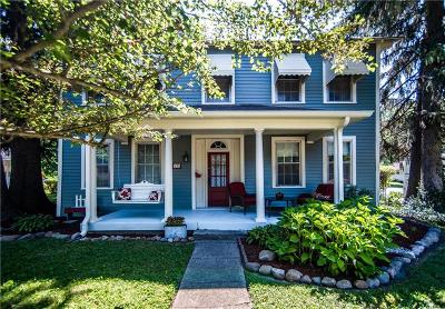 Brownsburg Single Family Home For Auction: 135 South Green Street