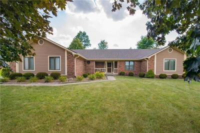 Johnson County Single Family Home For Sale: 1220 North Harvey Road