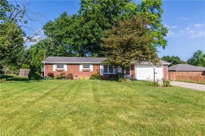 Single Family Home For Sale: 14564 Lynn Avenue