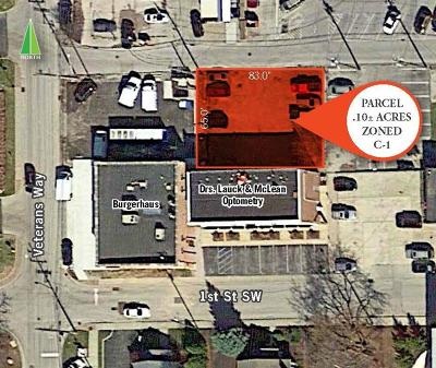 Carmel Commercial Lots & Land For Sale: West Main Street W