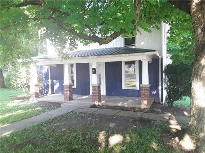 Henry County Single Family Home For Sale: 1701 Morton Street