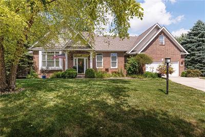 Carmel Single Family Home For Auction: 13709 Seasons Bend