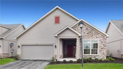 Marion County Condo/Townhouse For Sale: 7845 King Post Drive