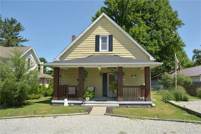 Hamilton County Single Family Home For Sale: 406 East Madison Avenue