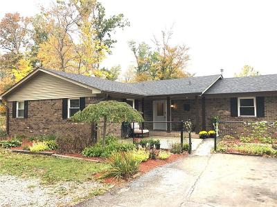 Marion County Single Family Home For Sale: 6646 Stanley Road