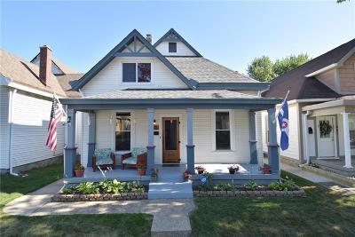 Single Family Home For Sale: 605 Weghorst Street