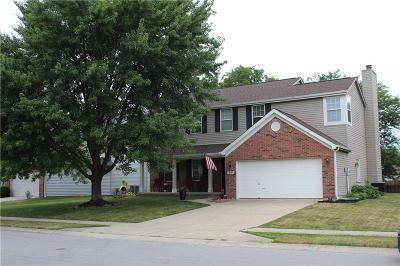 Avon IN Single Family Home For Sale: $244,900