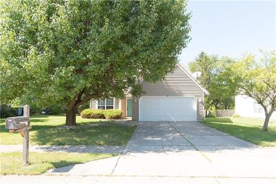 Indianapolis Single Family Home For Sale: 11142 Baycreek Drive