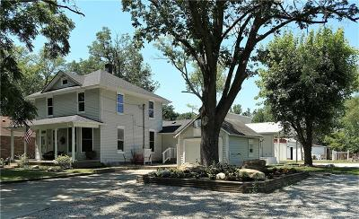 Single Family Home For Sale: 5420 East North Street