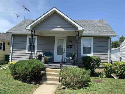 Henry County Single Family Home For Sale: 1217 South 22nd Street