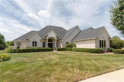 Hendricks County Single Family Home For Sale: 7243 Walnut Creek Crossing