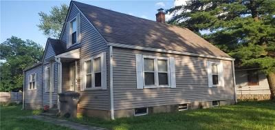 Marion County Single Family Home For Auction: 1731 North Winfield Avenue