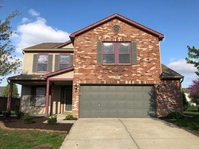 Indianapolis Single Family Home Sold: 5705 Olive Branch Way