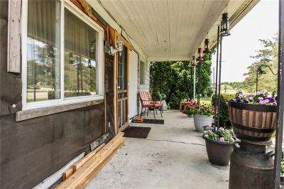 Greenfield Multi Family Home For Sale: 5587 East Us Highway 40