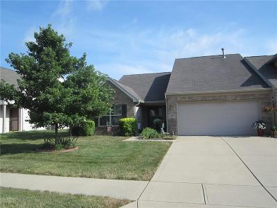 Indianapolis Single Family Home For Sale: 10746 Whippoorwill Lane