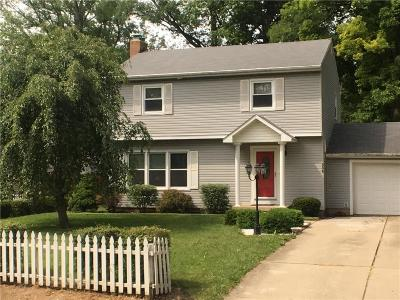 Henry County Single Family Home For Sale: 534 Hosier Drive