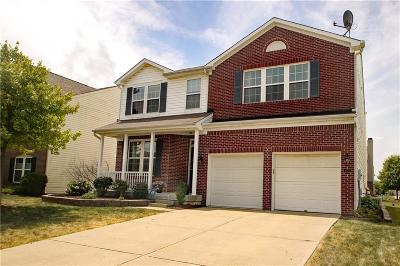 Zionsville Single Family Home For Sale: 6520 Abby Lane