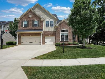 Noblesville Single Family Home For Sale: 15128 Merritt Pass