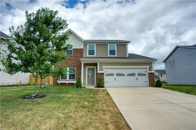 Hendricks County Single Family Home For Sale: 6736 Branches Drive