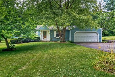 Zionsville Single Family Home For Sale: 808 South Eaglewood Drive