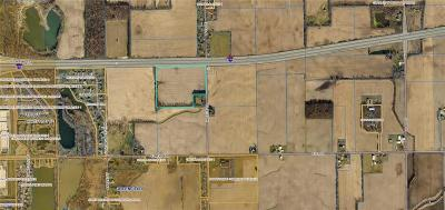 Hancock County Residential Lots & Land For Sale: 2550 North Blue Road