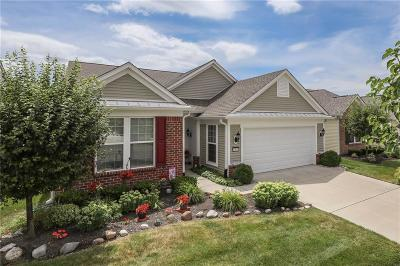 Fishers Single Family Home For Sale: 15955 Dolcetto Drive