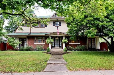Single Family Home For Sale: 3128 East Fall Creek Parkway North Drive