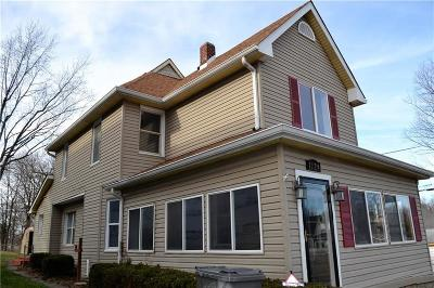 Indianapolis Single Family Home For Sale: 1228 North State Avenue