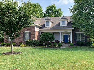 Fishers Single Family Home For Sale: 10585 Balroyal Court